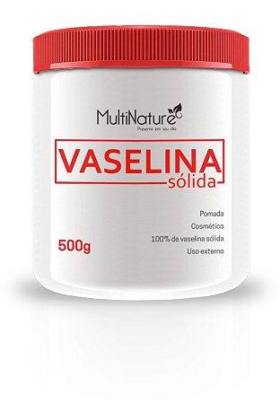 Vaselina Solida 500G Pote