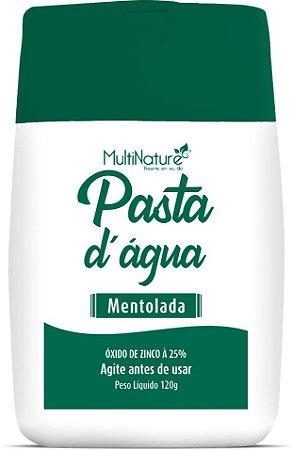 Pasta D Agua 120g Mentolada
