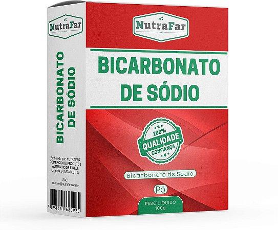 Bicarbonato de Sódio 100g caixa