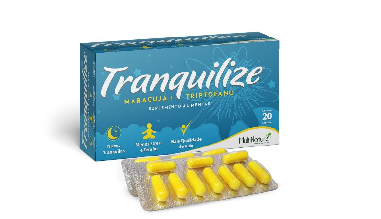 Tranquilize Maracujá + Triptofano