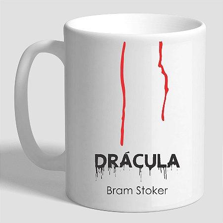 Caneca Literária Drácula