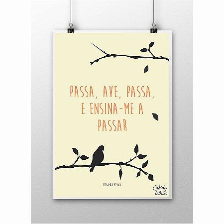 Poster Fernando Pessoa