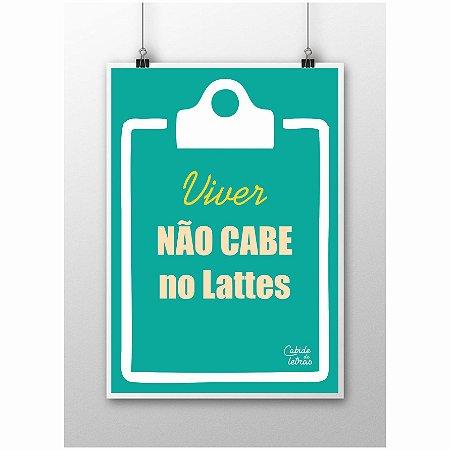 Poster Lattes