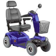 Scooter Scot X - Azul