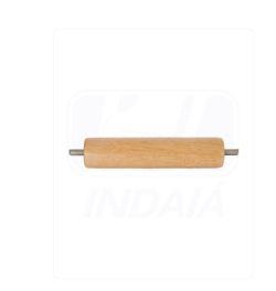 Apoio de mão para muleta de madeira