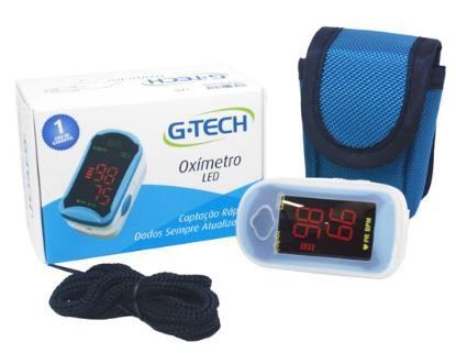 OXIMETRO G-TECH MODELO LED