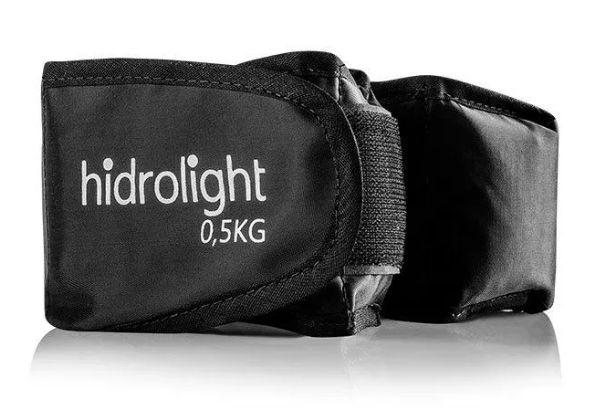 Caneleiras Hidrolight - Kit 1Kg (2 unidades de 0,5 kg)