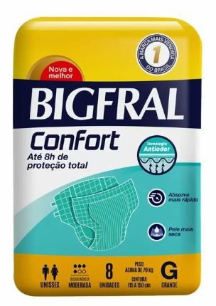 BIG FRAL CONFORT G
