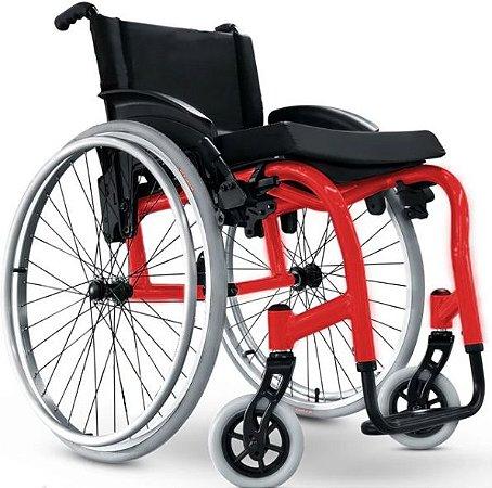 Cadeira De Rodas Monobloco  Star Lite