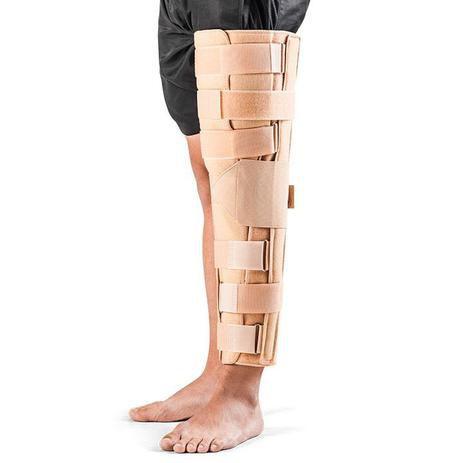 Imobilizador de joelho largo - 50 CM