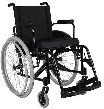 Cadeira de Rodas MA3S  - PRETO - 48 CM