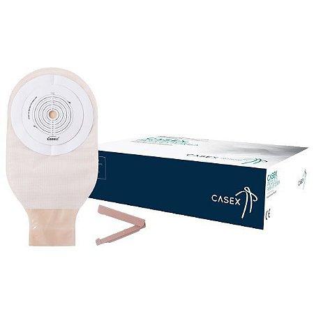 Bolsa Drenável para Colostomia Transparente 13-64MM c/15