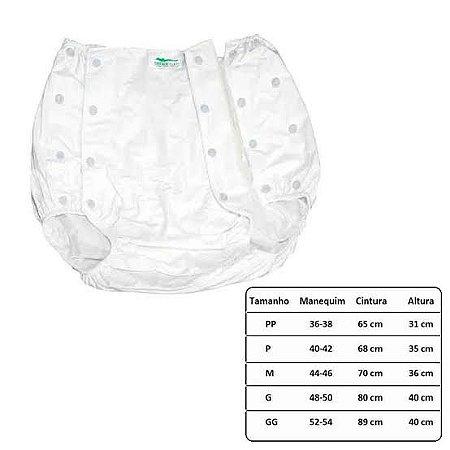 Calça Plástica Standard com Botão  - 40/42