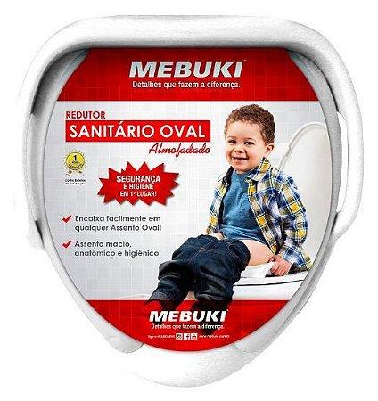 Redutor Sanitário Oval Almofadado