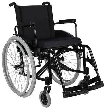 Cadeira de Rodas MA3S  - PRETO - 40 CM