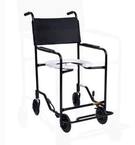 Cadeira de Banho CDS 201 (Apoio para pés fixo)