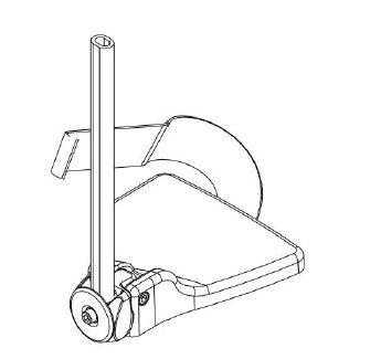 Pedal 36/44 - DIREITO