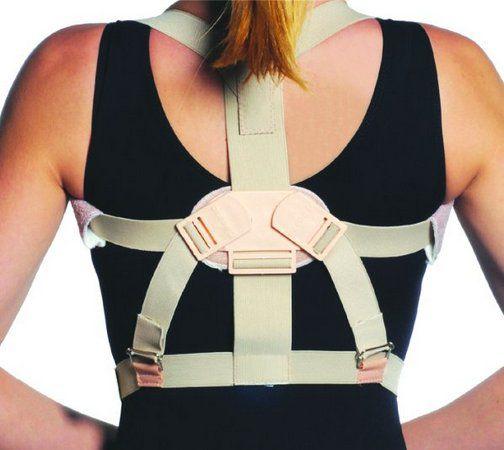 Espaldeira Elástica para Postura - P