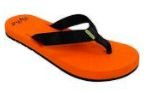 Sandalia Fly Feet orange racing 41/42 masculino