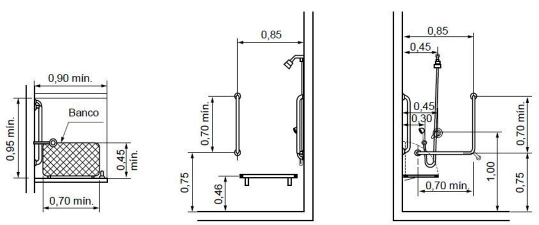 1 Banco Articulado 45 x 70 cm + 1 Barra Angular 70 x 70 cm + 1 Barra Reta 70 cm em Aço Carbono