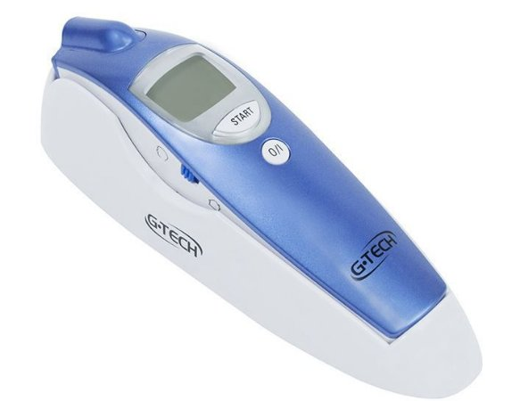 Termômetro Clínico Digital Sem Contato G-TECH