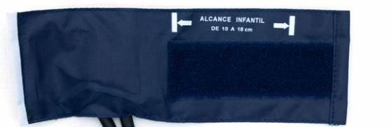 Braçadeira em Nylon com Fecho em Velcro Infantil BRINFV