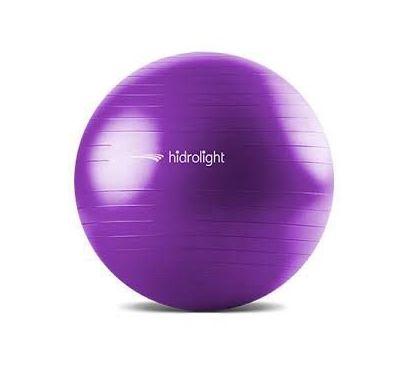 Bola de Exercício  - Roxa - 65 cm - até 350 kg