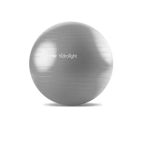 Bola de Exercícios - Cinza -  75 cm - até 350 kg