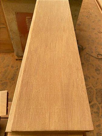 Assoalho em Peroba Mica 15cm