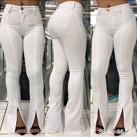 7f506257bc576 EXCLUSIVO MODELO do AtacadaoGoiania.com.br 10 Calças Brancas Premium  Boutique - ATACADO 10