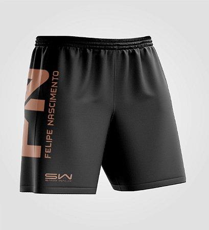 Shorts Masculino | Modelo Treino | Coleção Felipe Nascimento