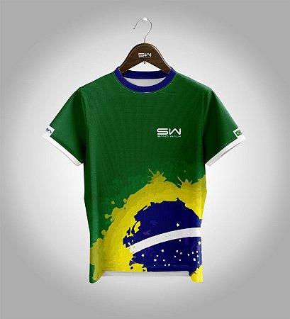 Camiseta Manga Curta | Infantil | Especial Olimpíadas