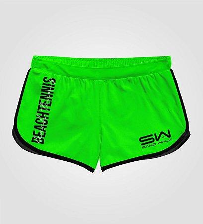 Shorts Feminino | Beach Tennis | Colors | Verde