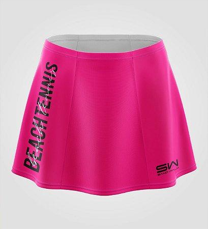 Shorts-Saia   Beach Tennis   Colors   Pink