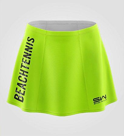 Shorts-Saia | Beach Tennis | Colors | Flúor