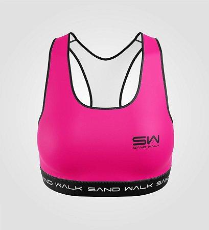 Top Treino | Beach Tennis | Colors | Pink