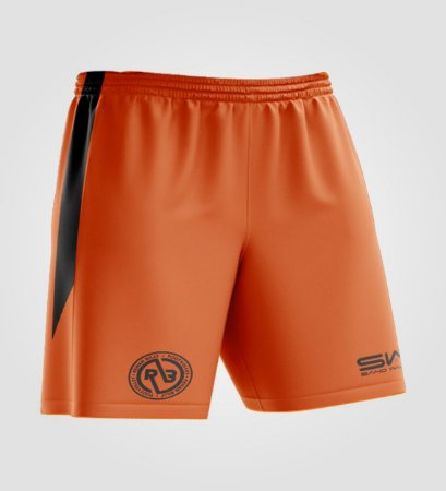 Shorts Masculino | Modelo Treino | Coleção Renan Billy | Laranja