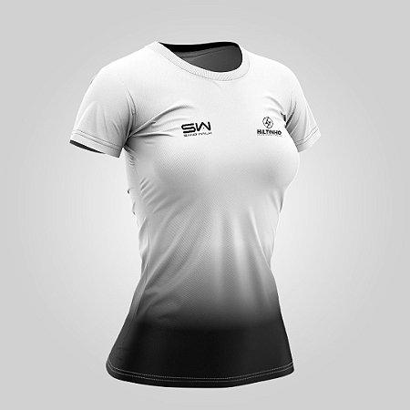Camiseta Feminina | Térmica | Coleção Hiltinho SW