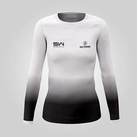 Camisa Térmica Feminina | Manga Longa | Coleção Hiltinho SW