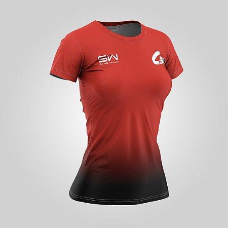 Camiseta Feminina | Térmica | Coleção Gabiru SW