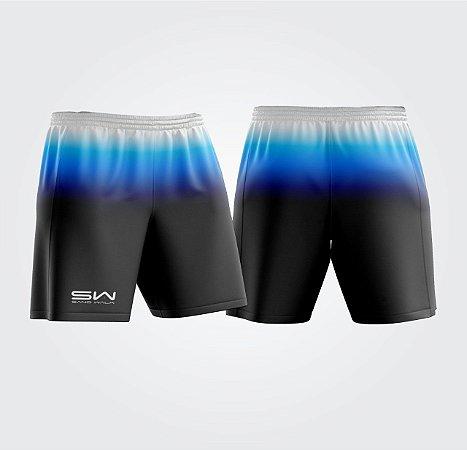 Shorts Masculino | Modelo Treino | Tricolor