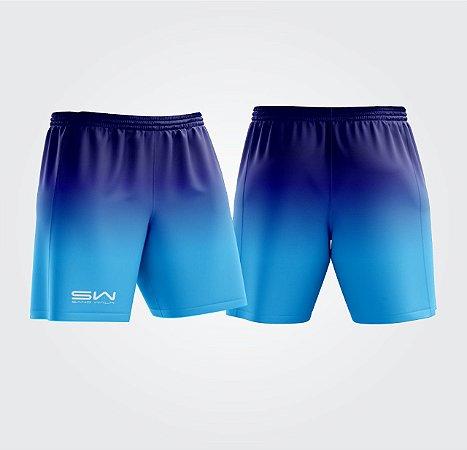 Shorts Masculino | Modelo Treino | Azul