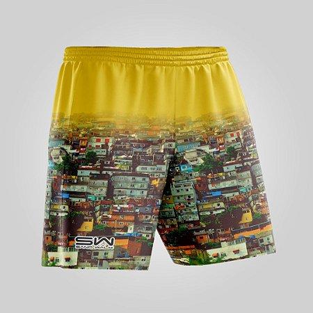 Shorts Masculino | Modelo Treino | Coleção Favela