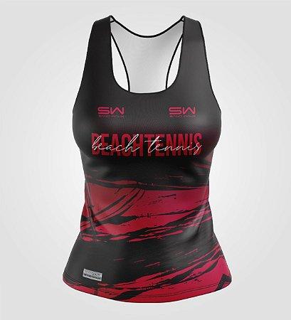 Regata Feminina | Beach Tennis | Coleção Smash