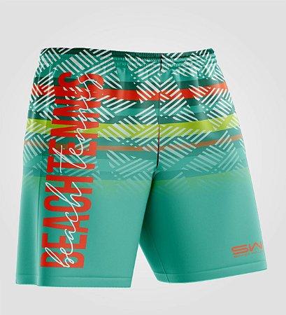 Bermuda Masculina | Beach Tennis | Coleção Voleio