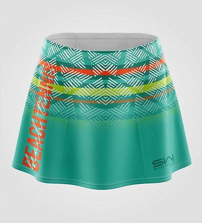 Shorts Saia | Beach Tennis | Coleção Voleio