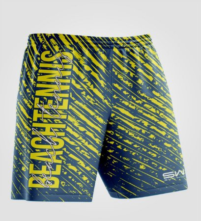 Bermuda Masculina | Beach Tennis | Coleção Drop Shot
