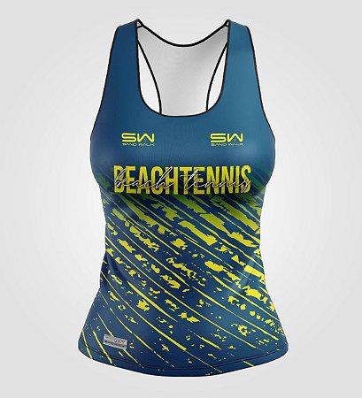 Regata Feminina | Beach Tennis | Coleção Drop Shot