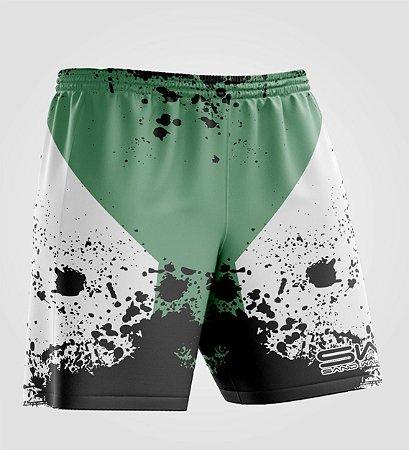 Shorts Masculino | Modelo Treino | Attack Green