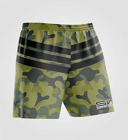 Shorts Masculino | Modelo Treino | Militar 2.0
